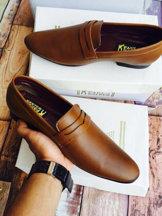 Classy Elegant Shoes Brown