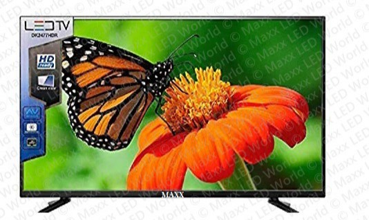 LED TV 50 inches Smart 4k Ultra HD